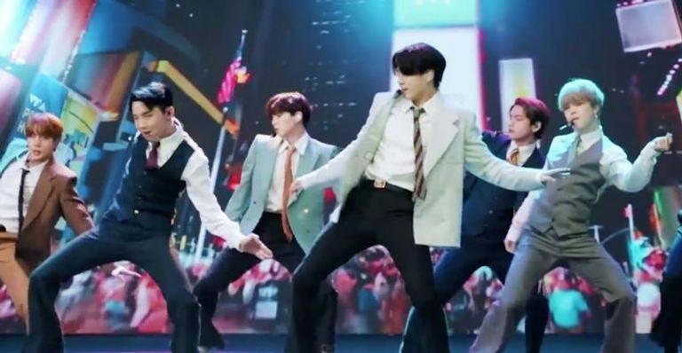 Grupo de k-pop foi uma das maiores atrações do VMA no último final de semana
