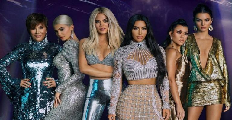 Produção que acompanha família Kardashian chegará ao fim em 2021