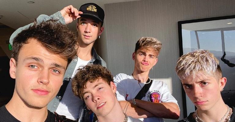 Grupo americano entrou em pausa há sete meses para focar em novo álbum