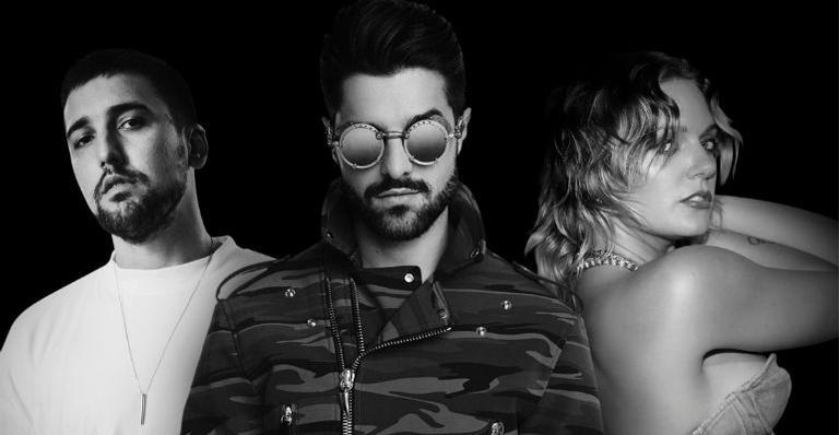 Trio lançou novo single nesta sexta-feira (25)