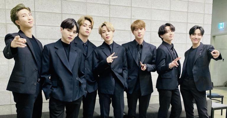 """Segundo o grupo de k-pop, o novo projeto """"transmite uma mensagem de cura ao mundo"""""""