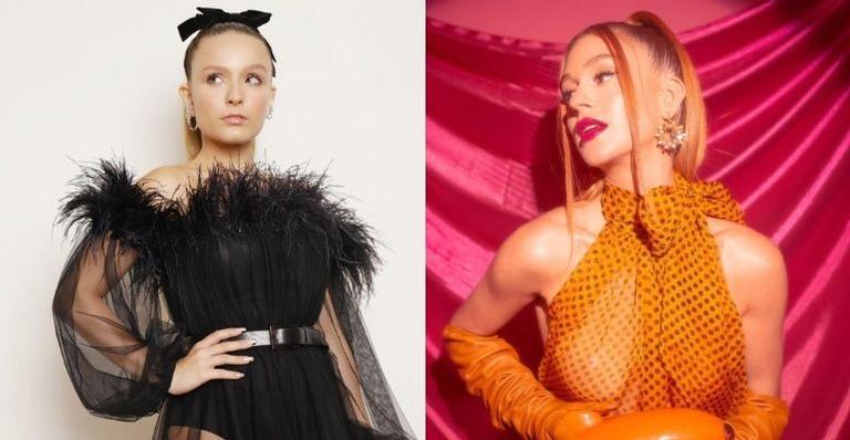 Veja detalhes dos looks inspiradas por Ariana Grande e Miley Cyrus!