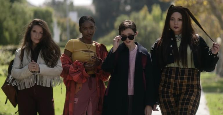 """The Craft: Legacy"": trailer do spin-off da Amazon Prime Video de"