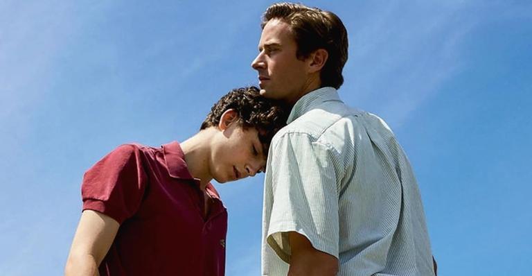 O ator comentou se o segundo filme será baseado no segundo livro 'Me Encontre' do escritor André Aciman