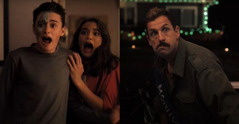 Filme da Netflix mistura comédia e terror