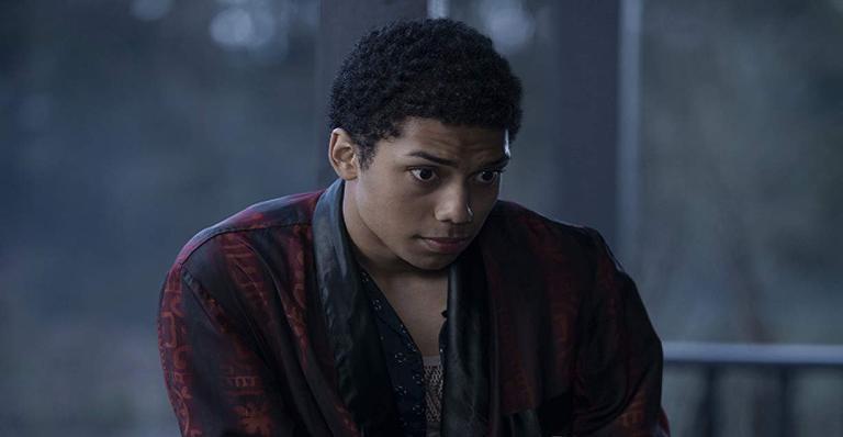 Ator trabalhou também na quarta temporada da série da Netflix