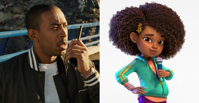 O rapper é criador da série que retrata a história de uma garota negra de 10 anos