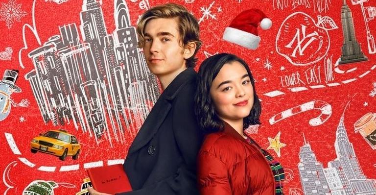 Romance natalino foi produzido em parceria com Nick Jonas