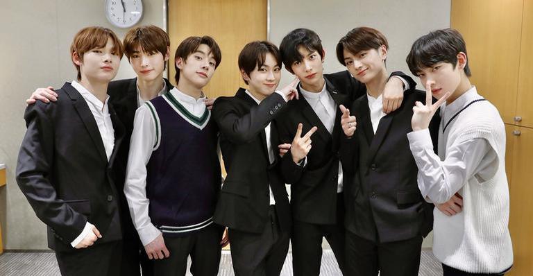 O boy group anunciou a chegada do primeiro mini álbum, que ainda não tem data e lançamento definida