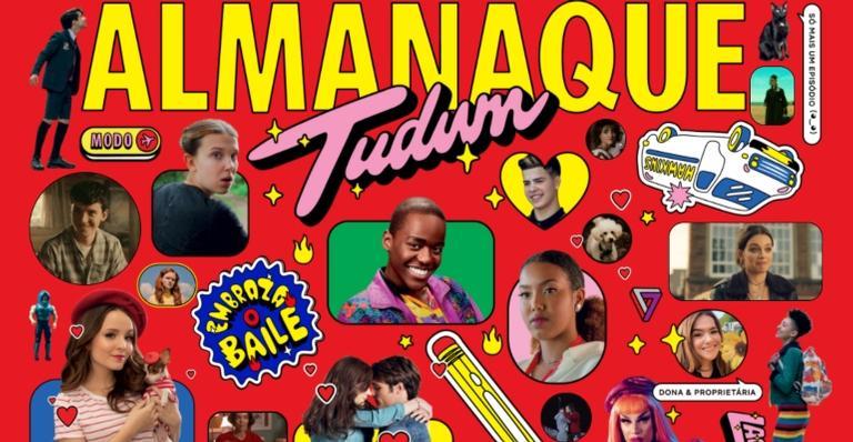 O Almanaque TUDUM tem todo tipo de conteúdo e tem muita coisa para aprender