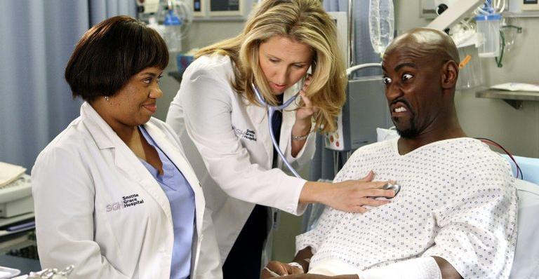 Atores de Grey's Anatomy