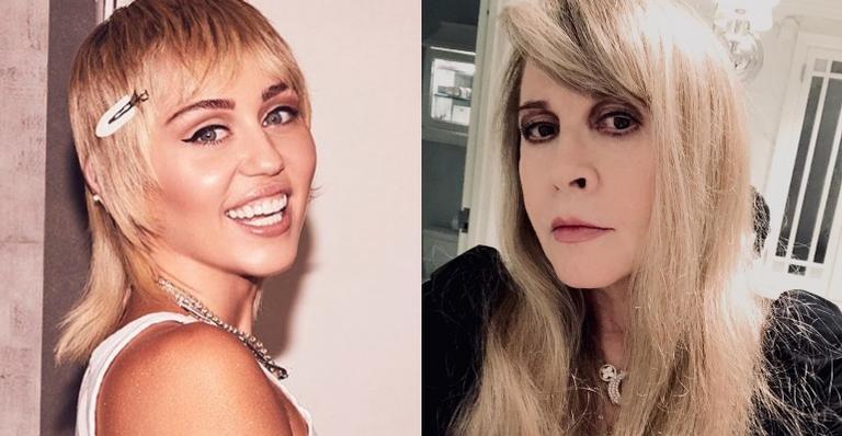 """Hino! Miley Cyrus lança nova versão de """"Midnight Sky"""" em feat com Stevie Nicks; ouça!"""