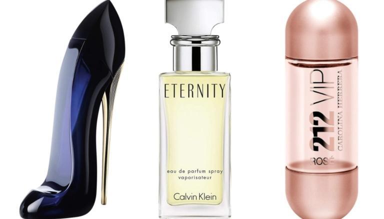 Selecionamos 8 perfumes mais vendidos da Amazon para você andar sempre poderosa