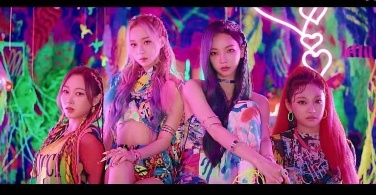 O Girlgroup da SM Entertainment teria copiado trabalhos de Timo Helgert e do grupo K/DA