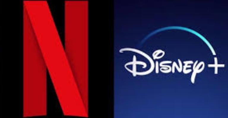 A Netflix deu as boas-vindas à concorrente, que reagiu com afeto e até a Amazon Prime entrou nessa amizade!