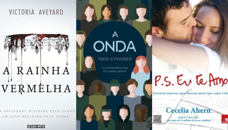 Selecionamos as melhores narrativas que conquistaram o coração dos leitores