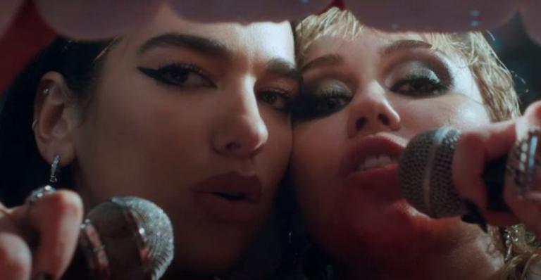 Música faz parte do próximo álbum de Miley, o