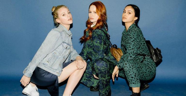 Nosso trio feminino de