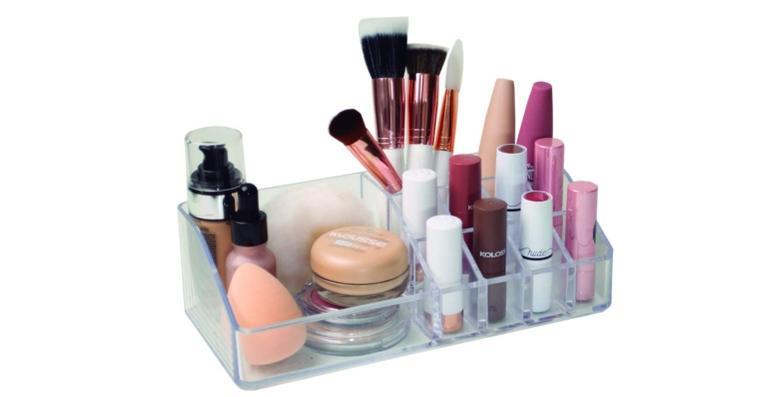 10 organizadores de maquiagem para trazer mais praticidade na sua rotina