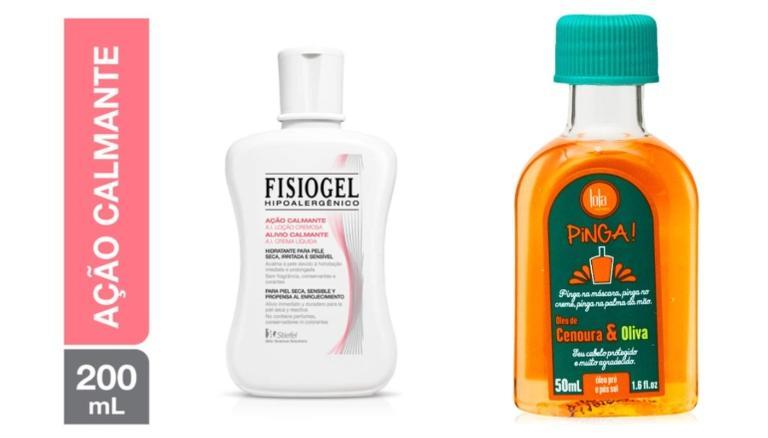 Selecionamos os melhores produtos para te proteger e hidratar durante o calor