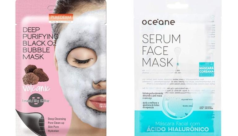Selecionamos máscaras práticas para estimular a elasticidade e hidratar a pele