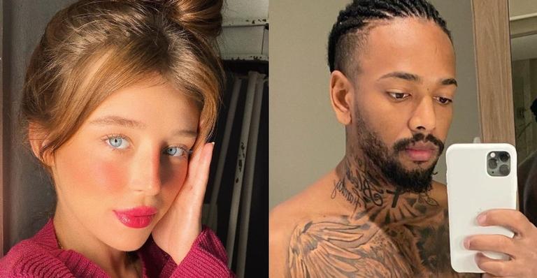 Em uma série de stories em seu Instagram, a modelo relatou algumas situações em que teve medo do cantor