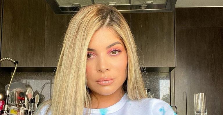 A atriz usou seu Twitter oficial e fez um comentário sobre um suposto crush que deixou seus seguidores inquietos