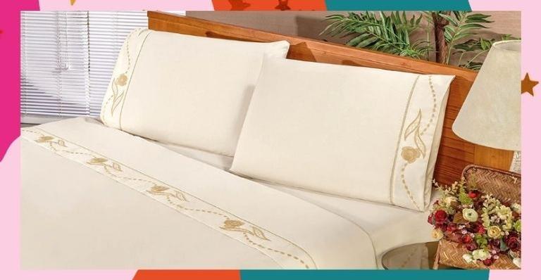 Decore o seu quarto com os melhores jogos de cama