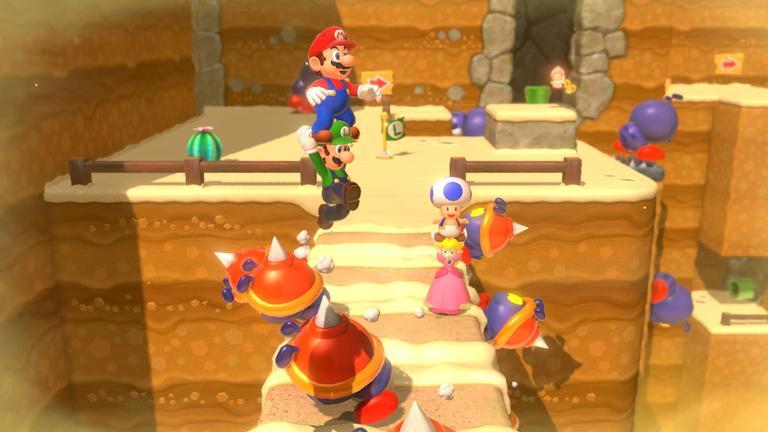 """""""Super Mario 3D World + Bowser's Fury"""", agora está disponível para o Nintendo Switch!"""