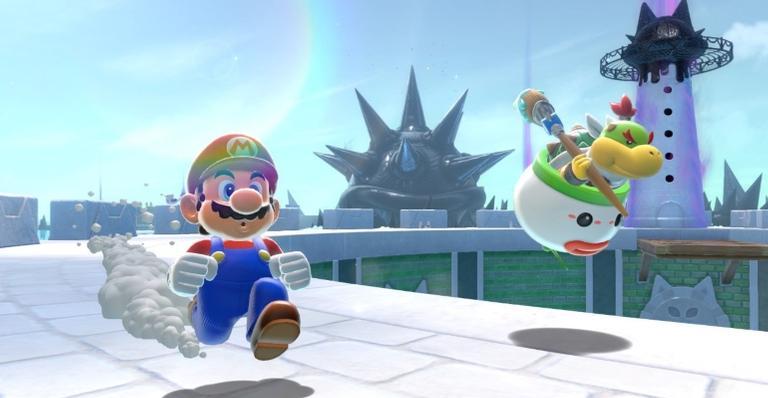 Chegou nesta sexta-feira, 12, o novo jogo do Mario para o Nintendo Switch e você precisa conhecer!