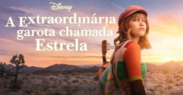 Grace também escreverá e cantará novas músicas originais para o filme!