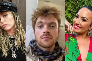 Miley Cyrus, Finneas e Demi Lovato participarão de festival virtual beneficente!