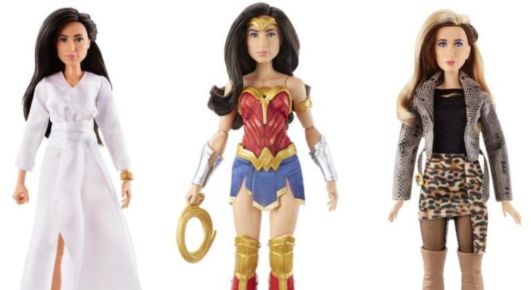 """""""mulher-maravilha-1984""""-ganha-bonecas-inspiradas-no-filme;-confira"""