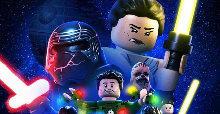 star-wars-ganha-especial-de-fim-de-ano-com-versao-em-lego-na-disney+;-confira-o-trailer!