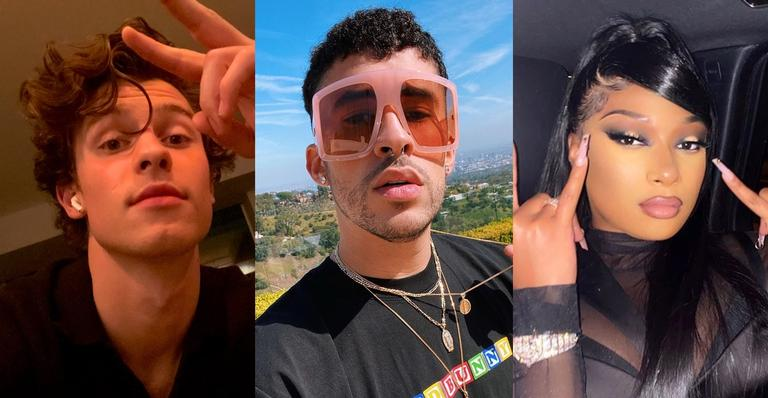 shawn-mendes,-bad-bunny-e-megan-thee-stallion-farao-apresentacao-no-amas-2020!