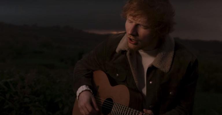 """ed-sheeran-lanca-musica-inedita-apos-quase-1-ano-de-pausa;-ouca-""""afterglow"""""""