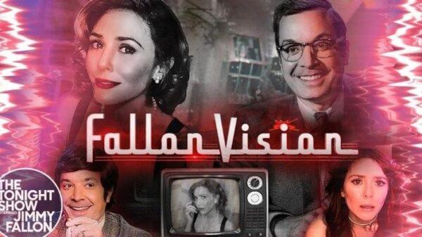 "fallonvision:-jimmy-fallon-e-elizabeth-olsen-fazem-parodia-hilaria-de-""wandavison"""