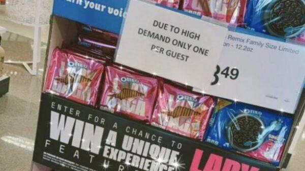 """""""chromatica"""":-oreo-de-lady-gaga-tem-grande-demanda-e-vendas-ficam-limitadas!"""