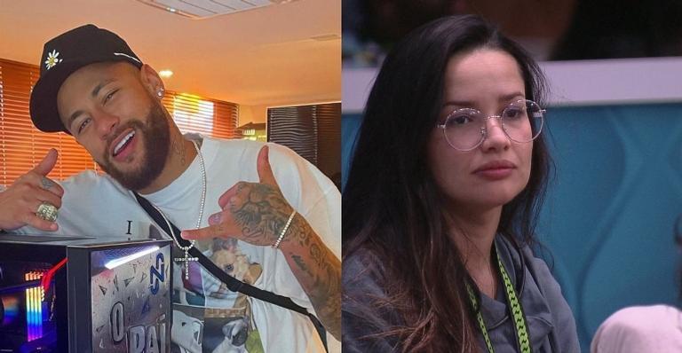 """neymar-fala-sobre-o-bbb21-e-cita-juliette:-""""me-atualizando-das-fofocas"""""""