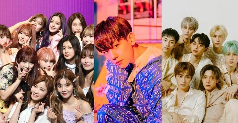 giro-do-k-pop:-disband-do-iz*one,-comeback-de-baekhyun-e-wayv;-confira!
