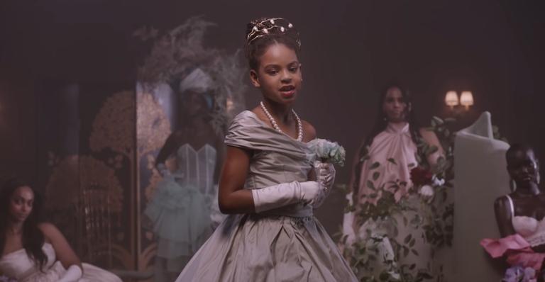 """grammy-2021:-aos-9-anos-de-idade,-blue-ivy-vence-categoria-de-melhor-clipe-por-""""brown-skin-girl"""""""