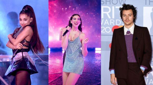 Brit Awards 2021: Confira Todos Os Indicados Incluindo Ariana Grande, Dua Lipa E Harry Styles