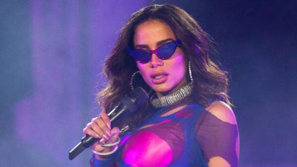 """Anitta Revela Detalhes De Seu Próximo Álbum, """"Girl From Rio"""""""