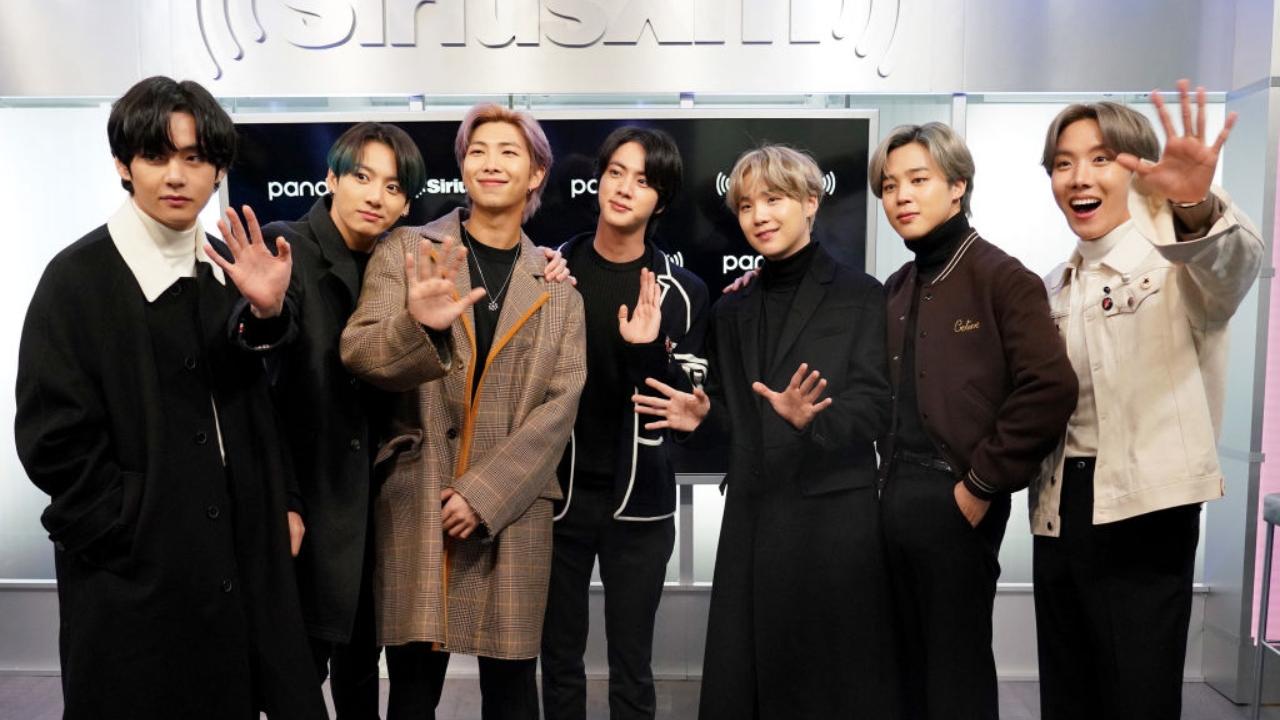 BTS comenta a campanha #StopAsianHate