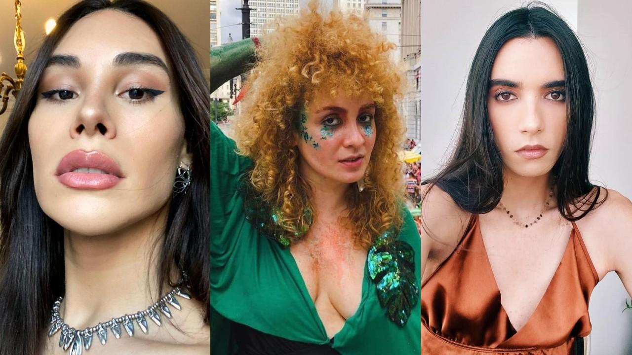 Três profissionais trans homenageadas no Dia Internacional da Visibilidade Trans.