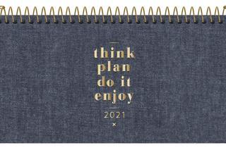 Comece o ano com muita organização: 11 planners incríveis para 2021