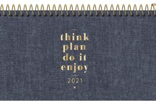 Comece o ano com o pé direito: 10 planners para organizar seus compromissos e metas