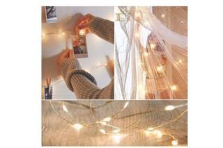De relógio de parede a cordão de luz: 12 produtos super práticos para decorar seu quarto