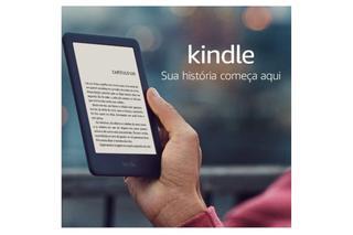 Design elegante, tecnologia e praticidade: conheça todas as vantagens do Kindle
