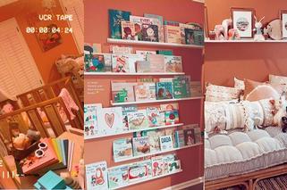 Gigi Hadid mostra detalhes do quarto de sua filha com Zayn